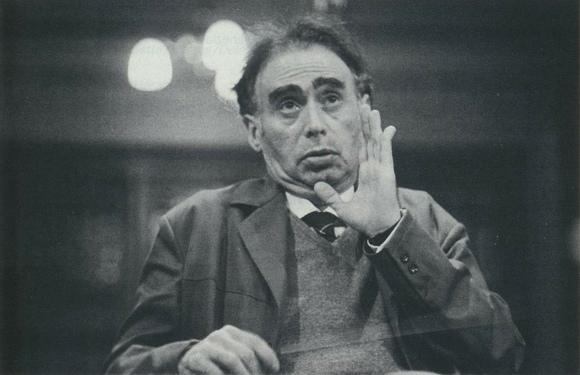 Otto ACKERMANN, un portrait de Brian Seed