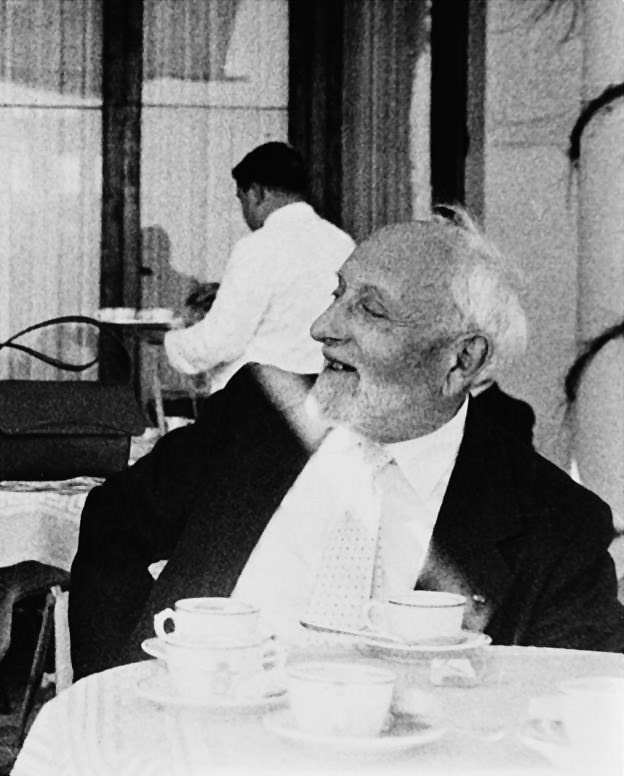 Ernest Ansermet avec Ataulfo Argenta, Cliquer sur la photo pour une vue agrandie