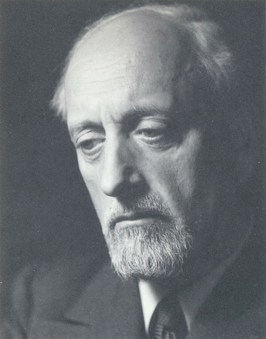 Ernest Ansermet, photo de presse Decca, date exacte et photographe inconnus, Cliquer sur la photo pour une vue agrandie