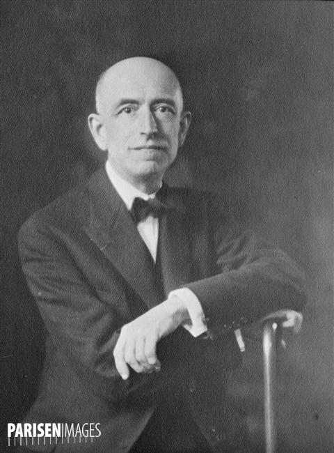 Manuel de FALLA, photo de Roger-Viollet, Boris Lipnitzki, Numéro d'image: 72020-54, Numéro d'inventaire: LIP-2107-009, cliquer pour voir les références et l'original
