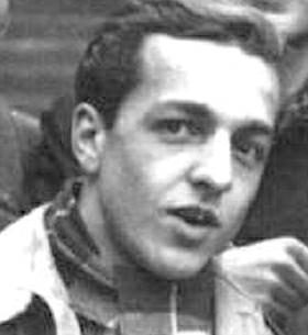 Helmut KRETSCHMAR, 1948, extrait d'une photo d'ensemble, cliquer pour voir cette photo