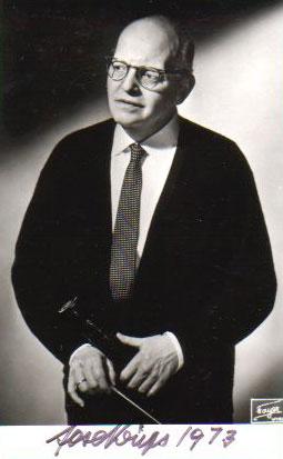 Josef KRIPS en 1973