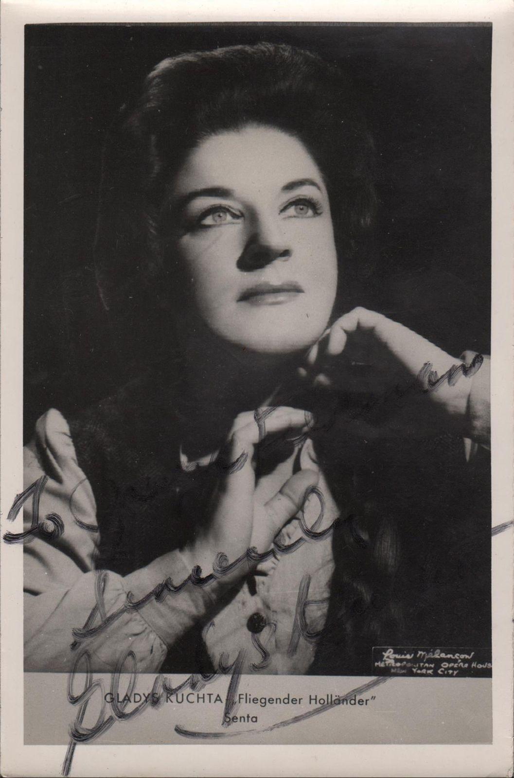Gladys KUCHTA