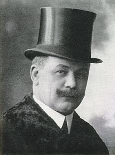 Franz LEHAR, Cliquer sur la photo pour une vue agrandie et quelques infos