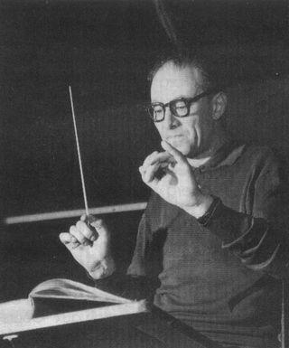 René Leibowitz, années 50