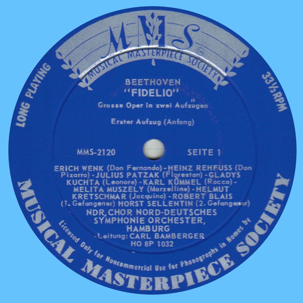 MMS-2120, Étiquette 1er recto