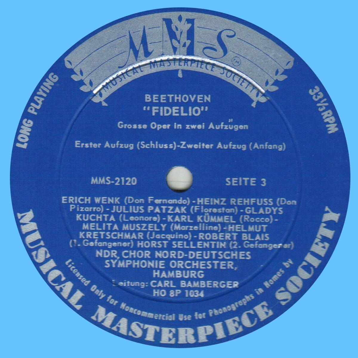 MMS-2120, Étiquette 2e recto