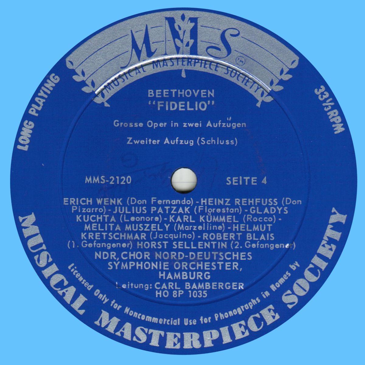MMS-2120, Étiquette 2e verso