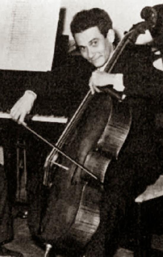Le jeune Aldo PARISOT en 1950, cliquer pour plus de détails et une vue agrandie