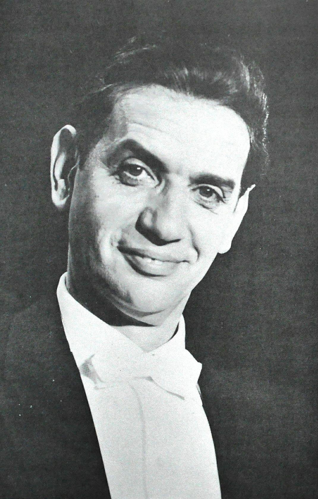 Heinz REHFUSS dans les années 1960