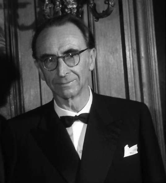 Hans ROSBAUD en 1958, cliquer pour une vue agrandie