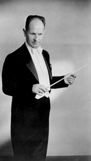 Manuel ROSENTHAL, probablement dans les années 1960