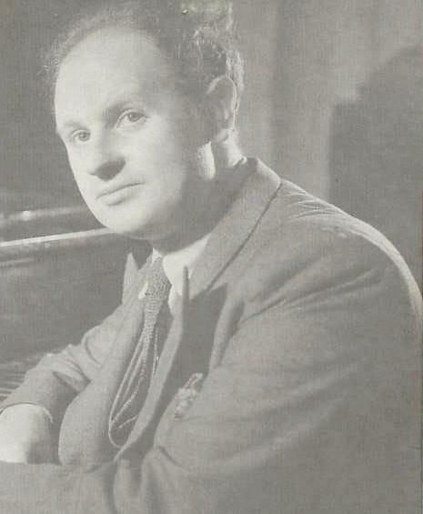 Le jeune Manuel ROSENTHAL