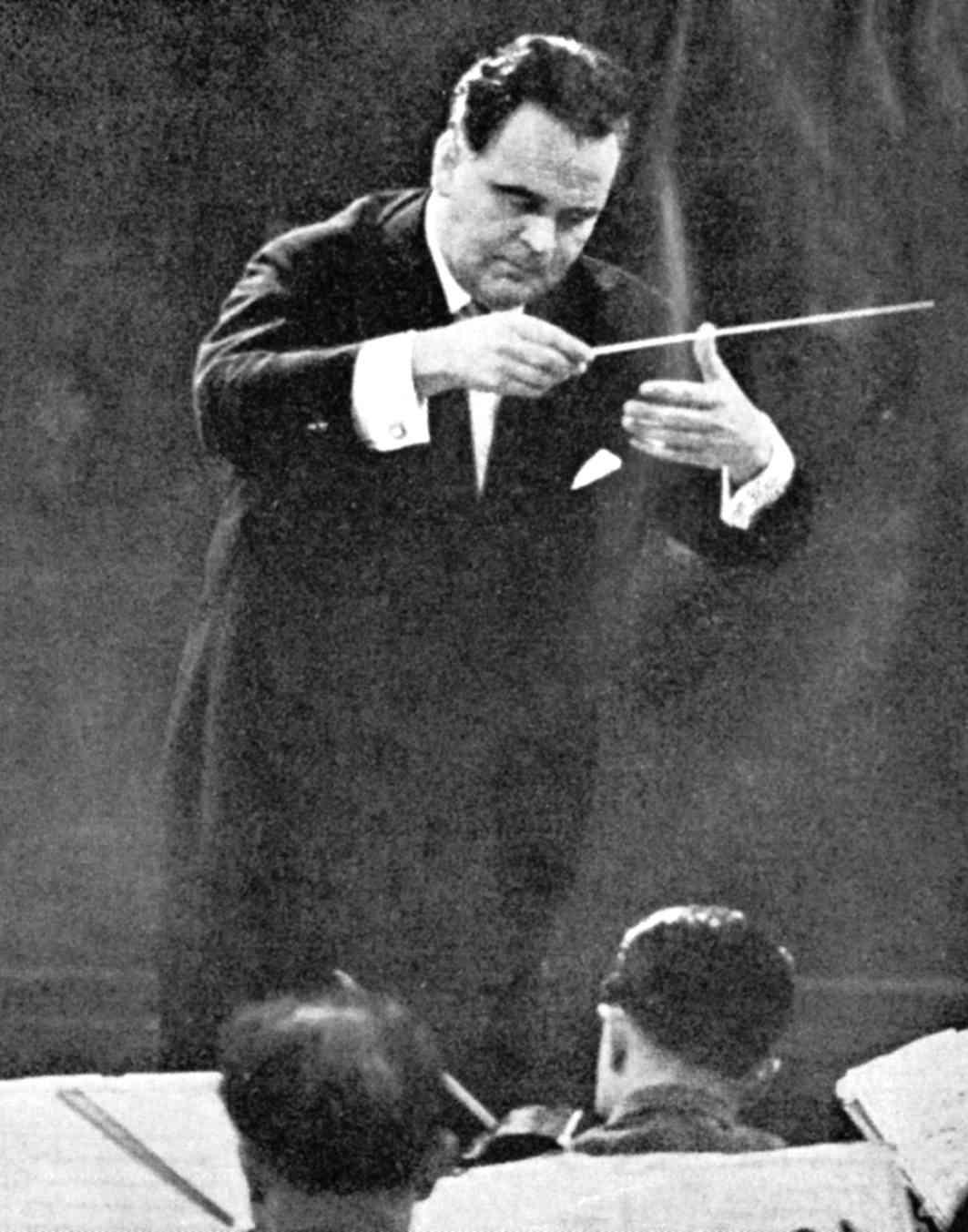Wilhelm Schüchter en 1962 - Photo de la collection de Harry Schultz, Copyright Dortmunder Theatersammlung, tous droits réservés