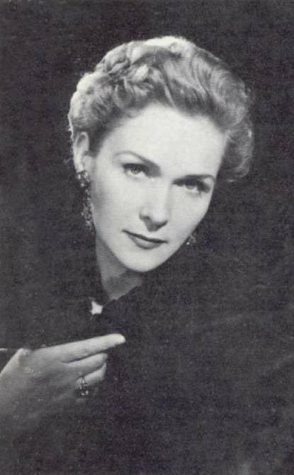 Elisabeth SCHWARZKOPF, photo de presse EMI, Cliquer sur la photo pour une vue agrandie
