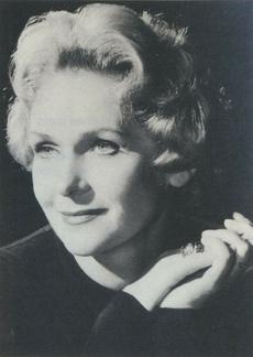 Elisabeth SCHWARZKOPF, un portrait fait par Houston Rogers