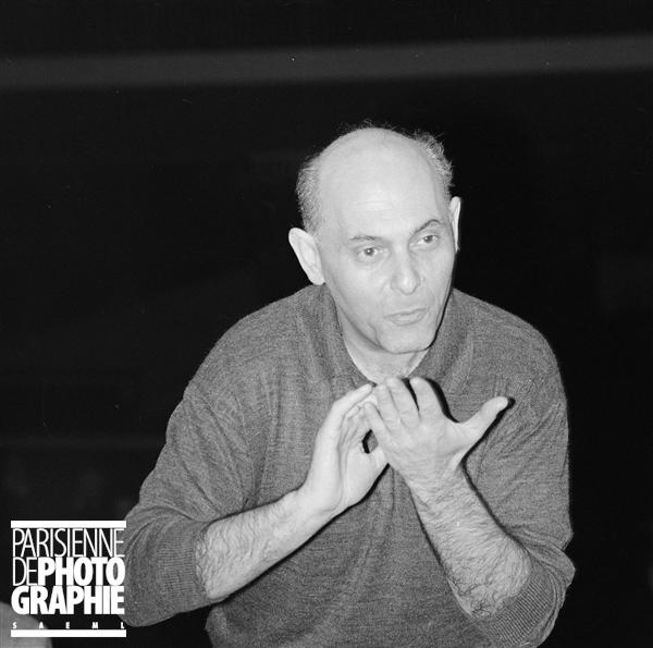 Georg SOLTI, Paris, salle Pleyel, mars 1967, © Boris Lipnitzki / Roger-Viollet, utilisation autorisée dans le cadre de l'illustration de sites internet personnels à vocation non commerciale, Numéro d'image: 73317-14, Numéro d'inventaire: LIP-2333-022, cliquer pour voir l'original
