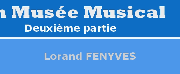 Logo Abschnitt Fenyves Lorand
