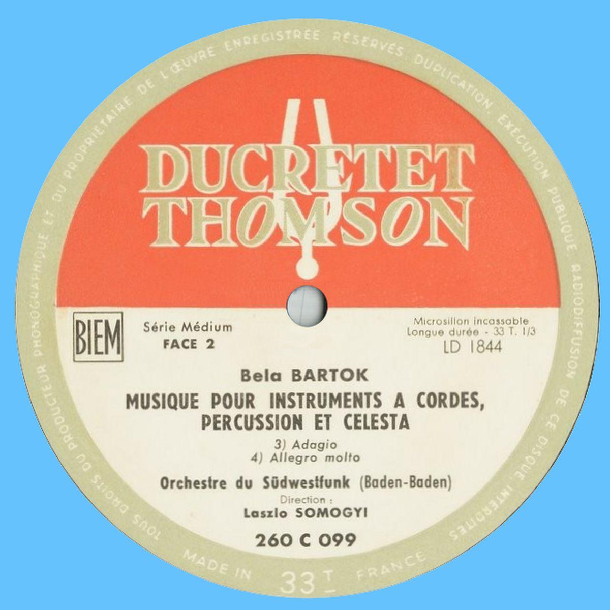 DT 260 C 099 Label 2 65C2FC