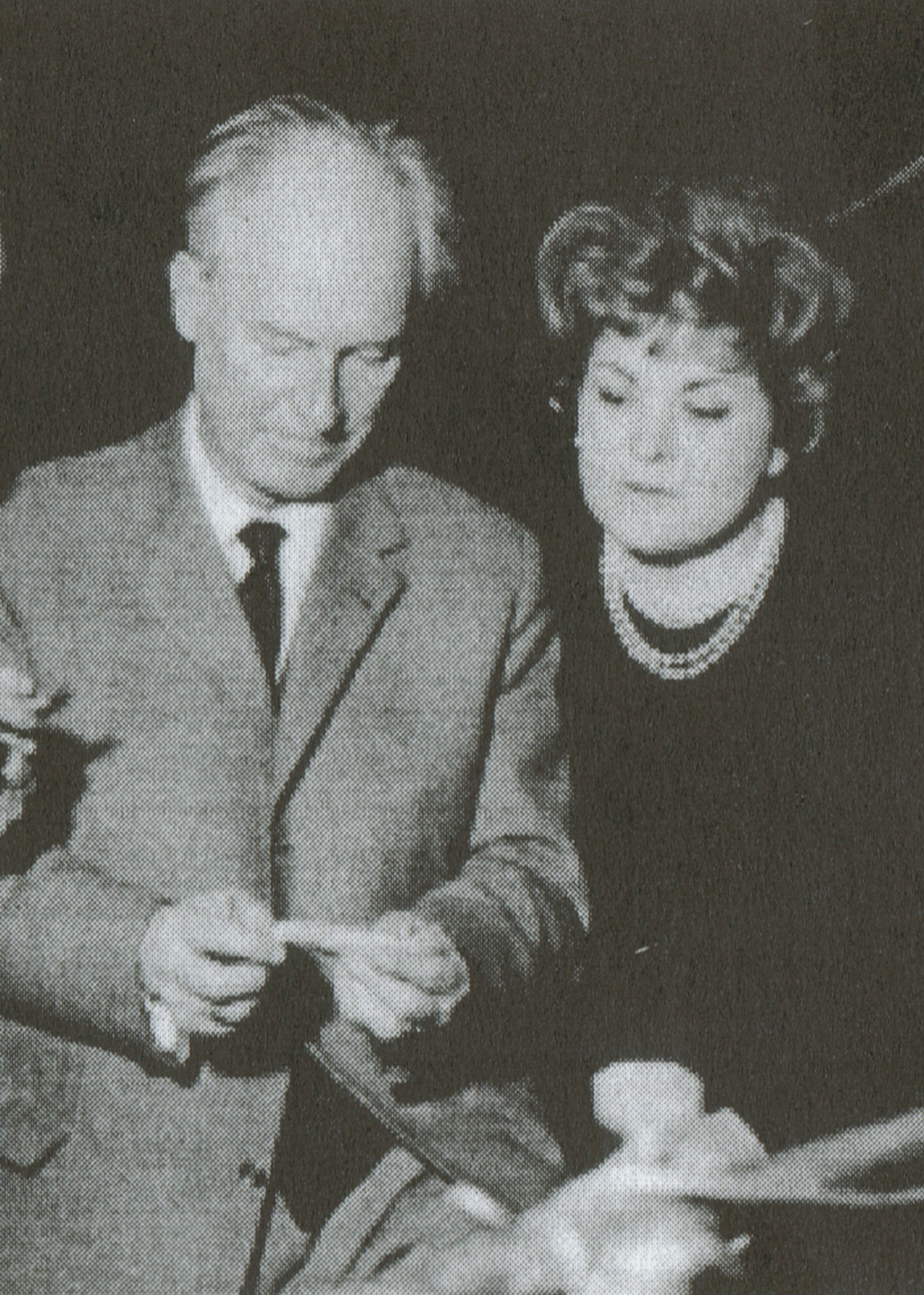 Ristenpart StichRandall Saarlouis Fraulautern 1964 enreg disque