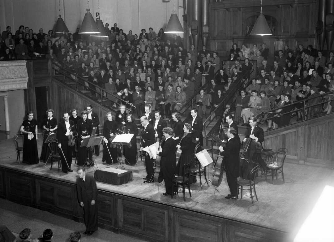 The Boyd Neel Orchestra at the Wellington Town Hall