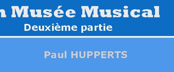 Logo Abschnitt HUPPERTS Paul